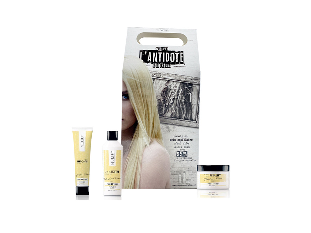 Nulift l'Antidote Hair Trauma Pack Nuwee Cosmetics