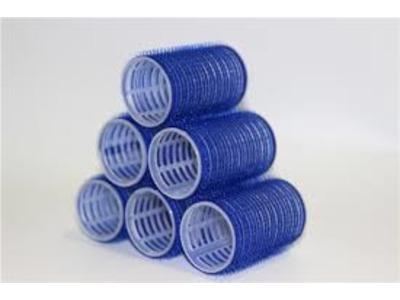 Rouleaux Velcro Bleu 40mm X6