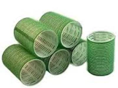 Rouleaux Velcro Vert 48mm X6
