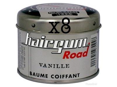 Lot de 8 Baumes Vanille Hairgum 100gr