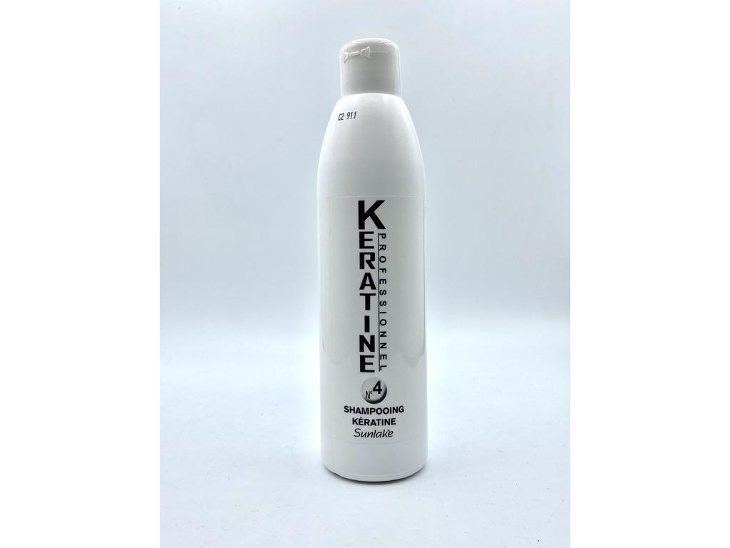 Shampoing Kératine Sunlake N°4 250ml