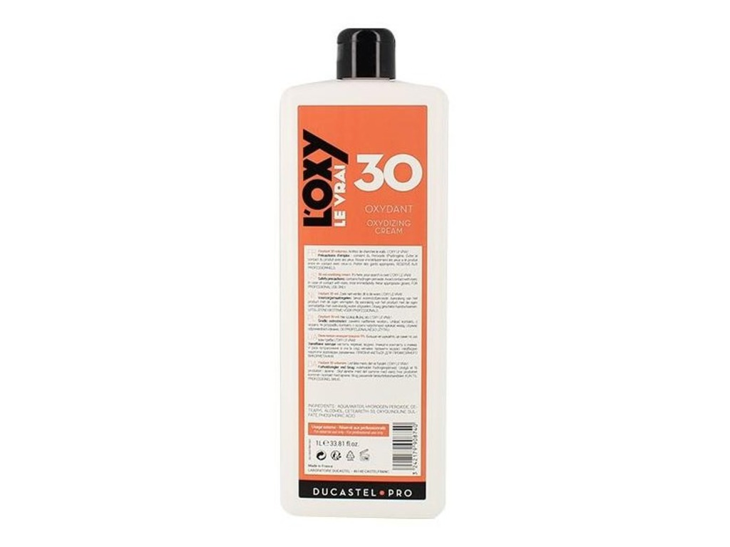 Oxydant Ducastel 30vol - 1L