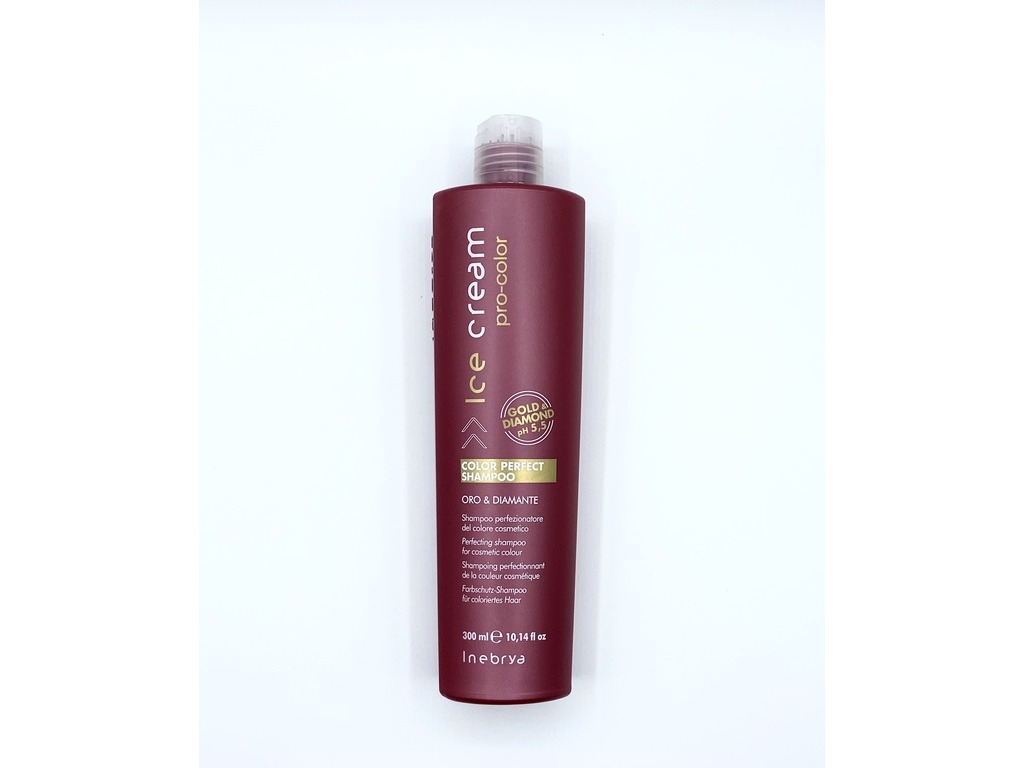 Shampooing Inebrya Ice Cream Color Perfect 300ml