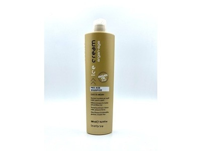 Shampooing Inebrya Pro-Âge Argan 300ml