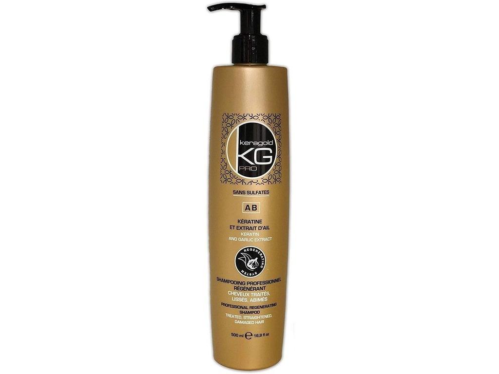 Shampooing Keragold Régénérant 500ml