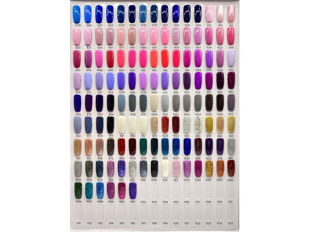 Vernis Semigel Nails - Elixir Make Up 8ml