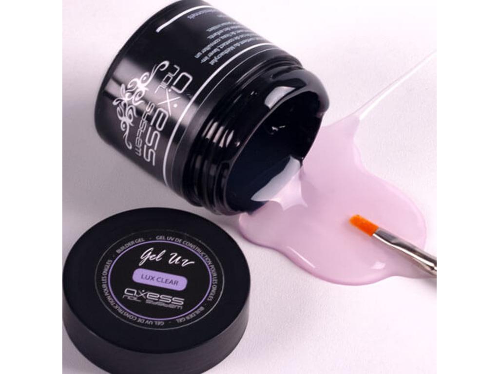 Gel UV Lux Clear 100gr