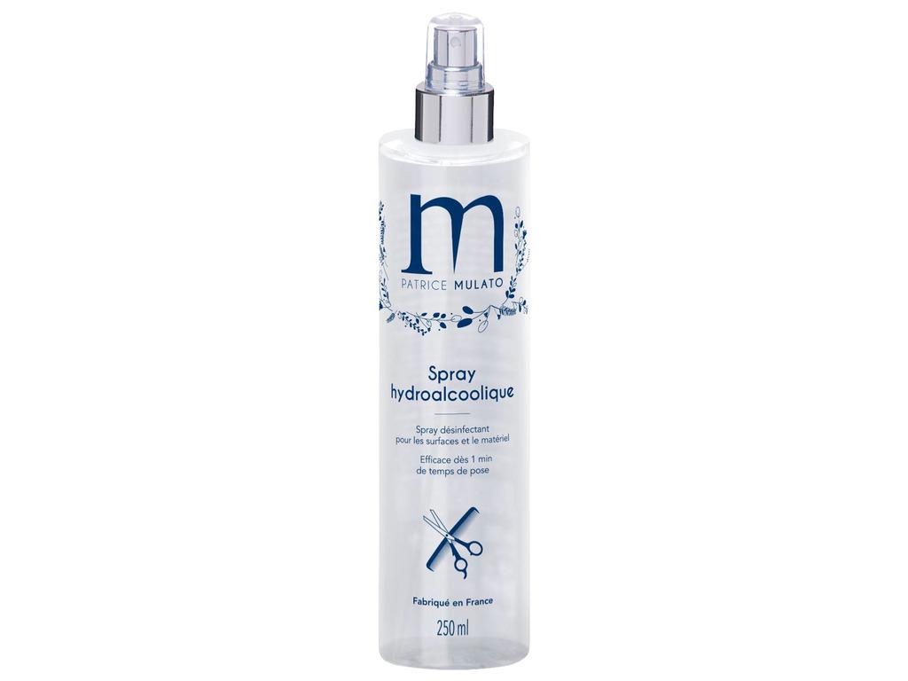 Lot de 12 sprays désinfectant surface/matériel Mulato 200ml