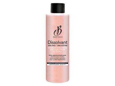 Dissolvant Sans Acétone Beautynails 125ml