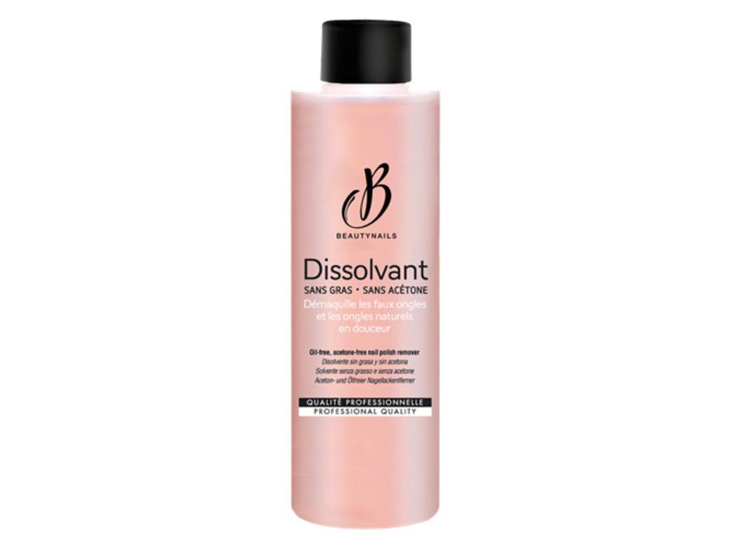 Dissolvant Sans Acétone Beautynails 1L