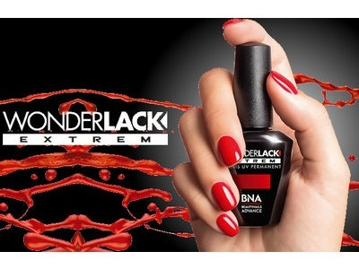 Pack de 6 Vernis UV Wonderlack Extrem 12ml