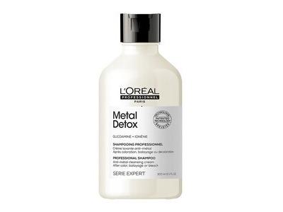 Shampooing Metal-Detox l'Oréal Série Expert 300ml