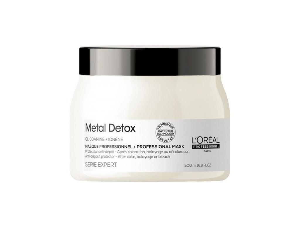 Masque Metal-Detox l'Oréal Série Expert 500ml