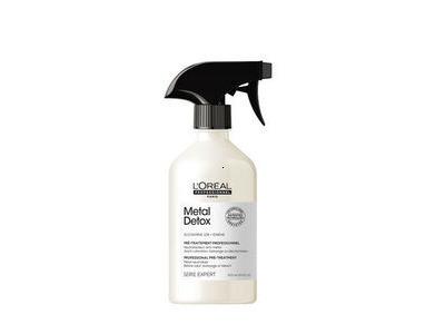 Spray Pré-Traitement Metal-Detox l'Oréal Série Expert 500ml