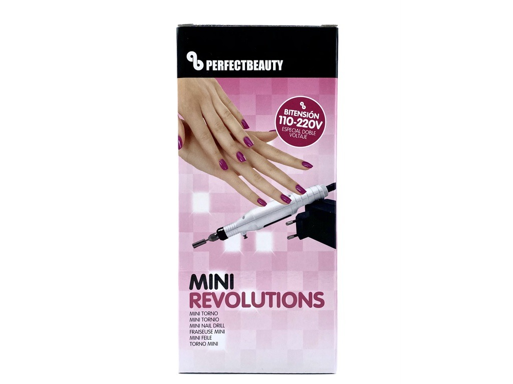 Ponceuse Mini Revolutions Perfect Beauty