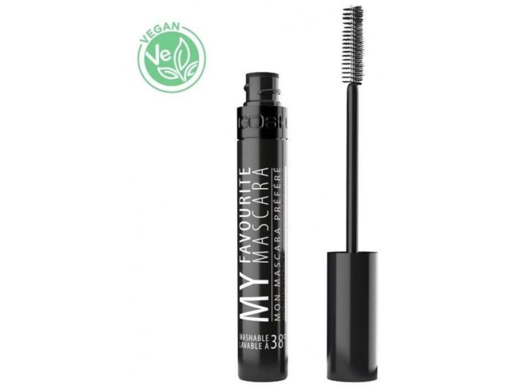 Mascara My Favourite Noir Carbone Gosh 10ml