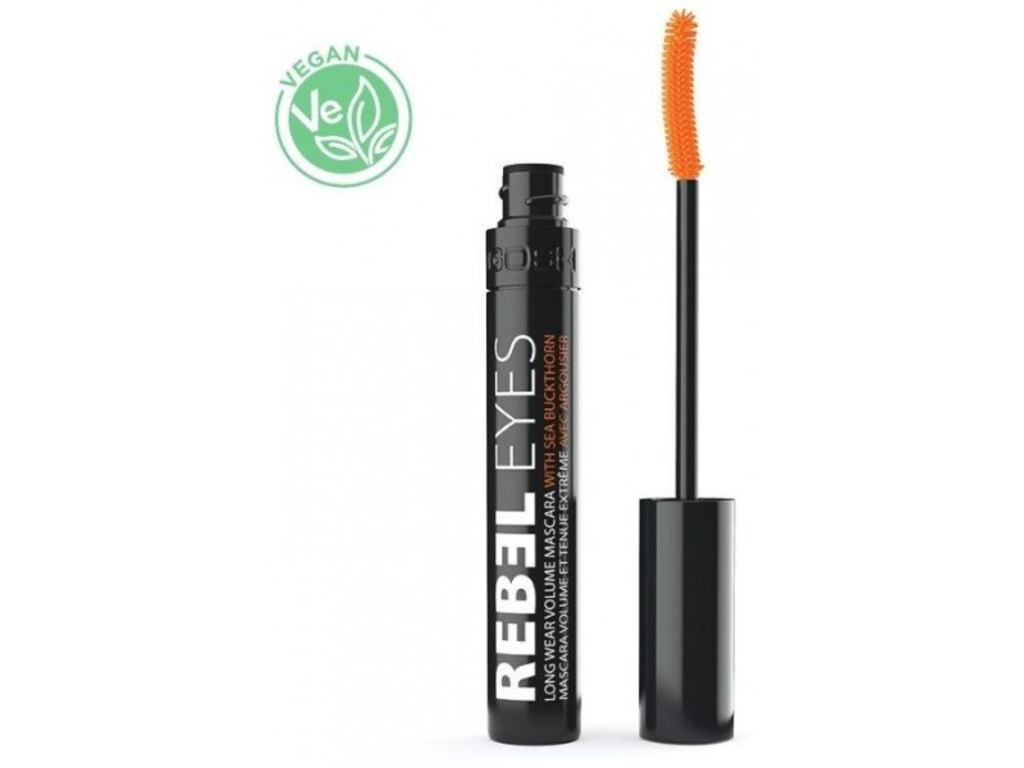 Mascara Rebel Eyes Noir Gosh 10ml