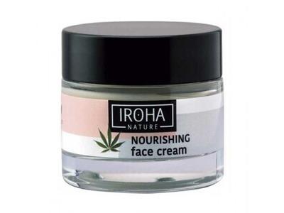 Crème visage nutritive Iroha Her[b] 50ml