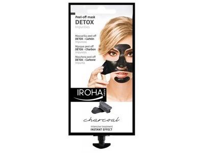 Masque Peel-Off Détox Charbon Iroha 18g