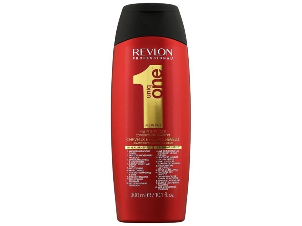Shampoing conditionneur Revlon UniqOne 300ml