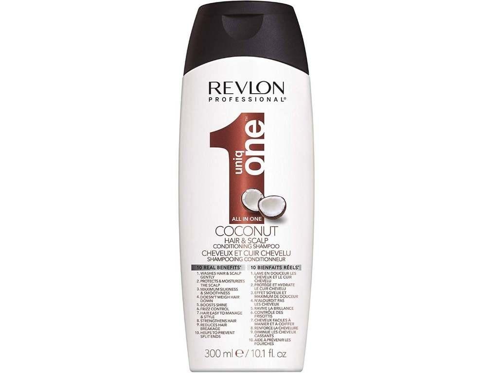 Shampoing conditionneur Revlon UniqOne Coco 300ml
