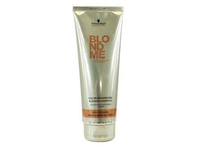 Shampoing Eclat du Blond - Chaud Caramel 250ml