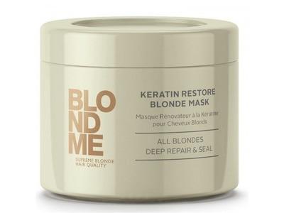 Masque Kératine Blond Me - 200ml Schwarzkopf