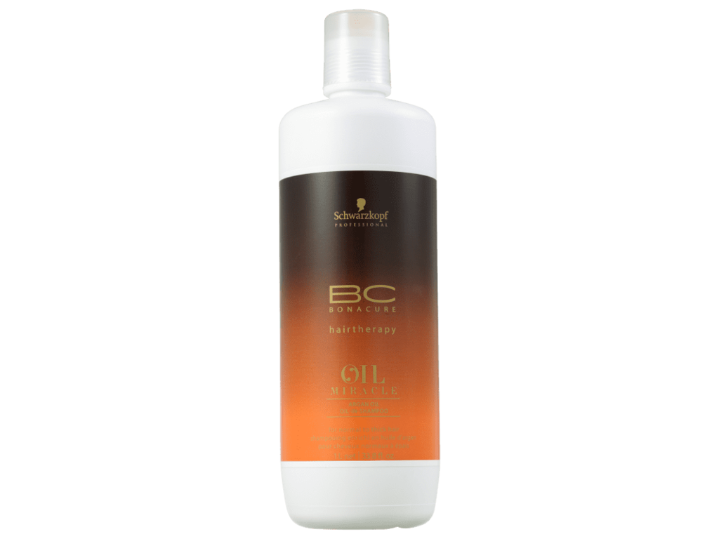 Schwarzkopf BC Oil Miracle argan shampooing 1000ml