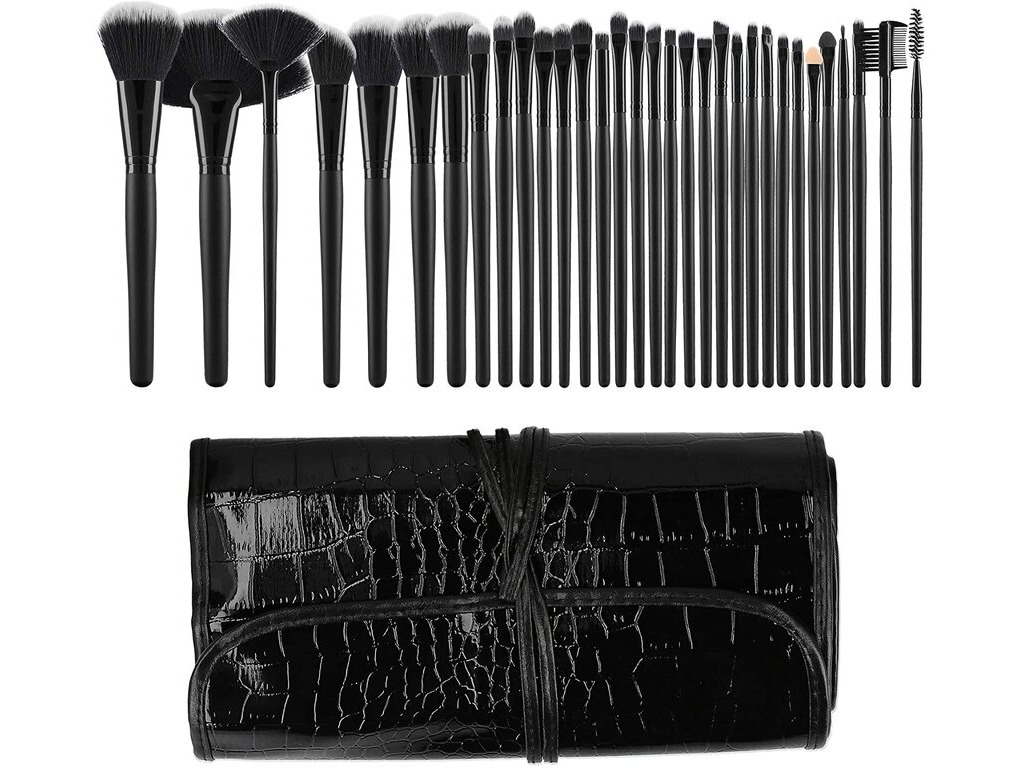 Set de 32 Pinceaux Maquillage MIMO TB