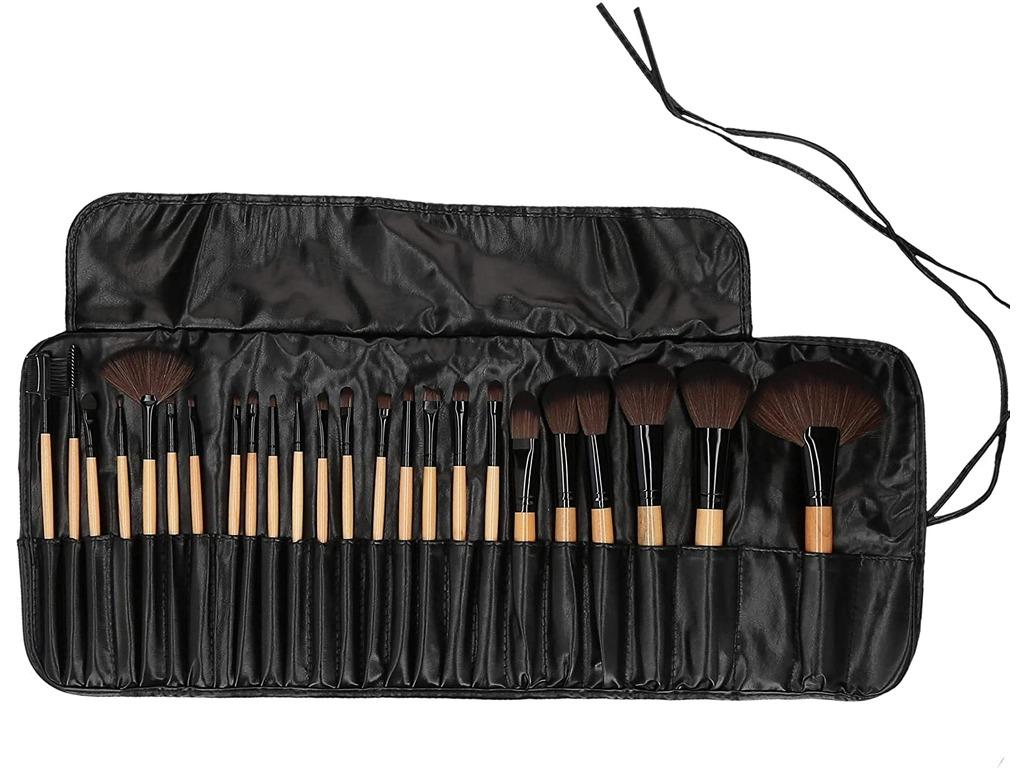 Set de 24 Pinceaux Maquillage MIMO TB