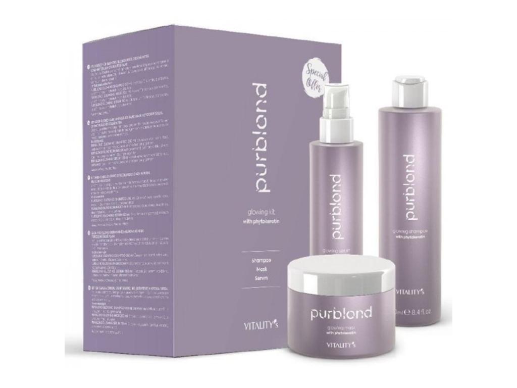 Vitality's Purblond - Glowing Kit