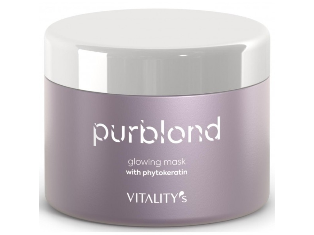 Masque Purblond Glowing Vitality's 200ml
