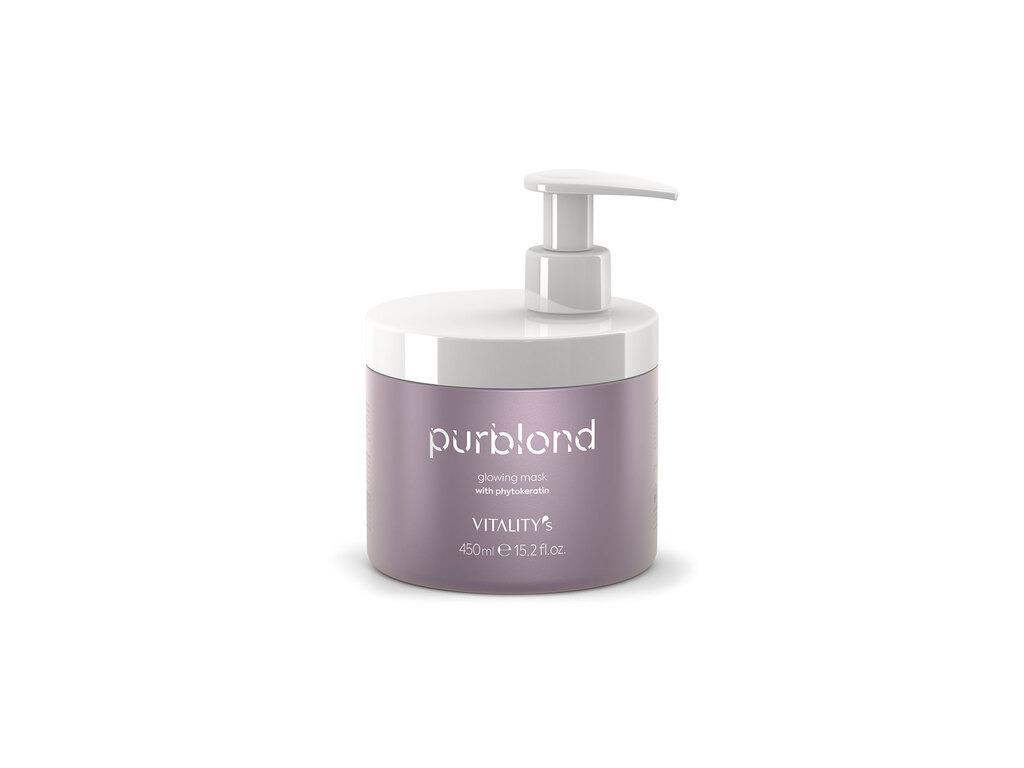 Masque Purblond Glowing Vitality's 450ml