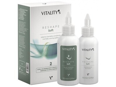 Lot de 3 - Permanente Reshape Soft N°2 Vitality's