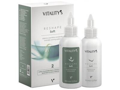 Lot de 6 - Permanente Reshape Soft N°2 Vitality's