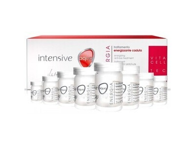 Vitality's Traitement Énergisant Intensive Aqua 8x7ml