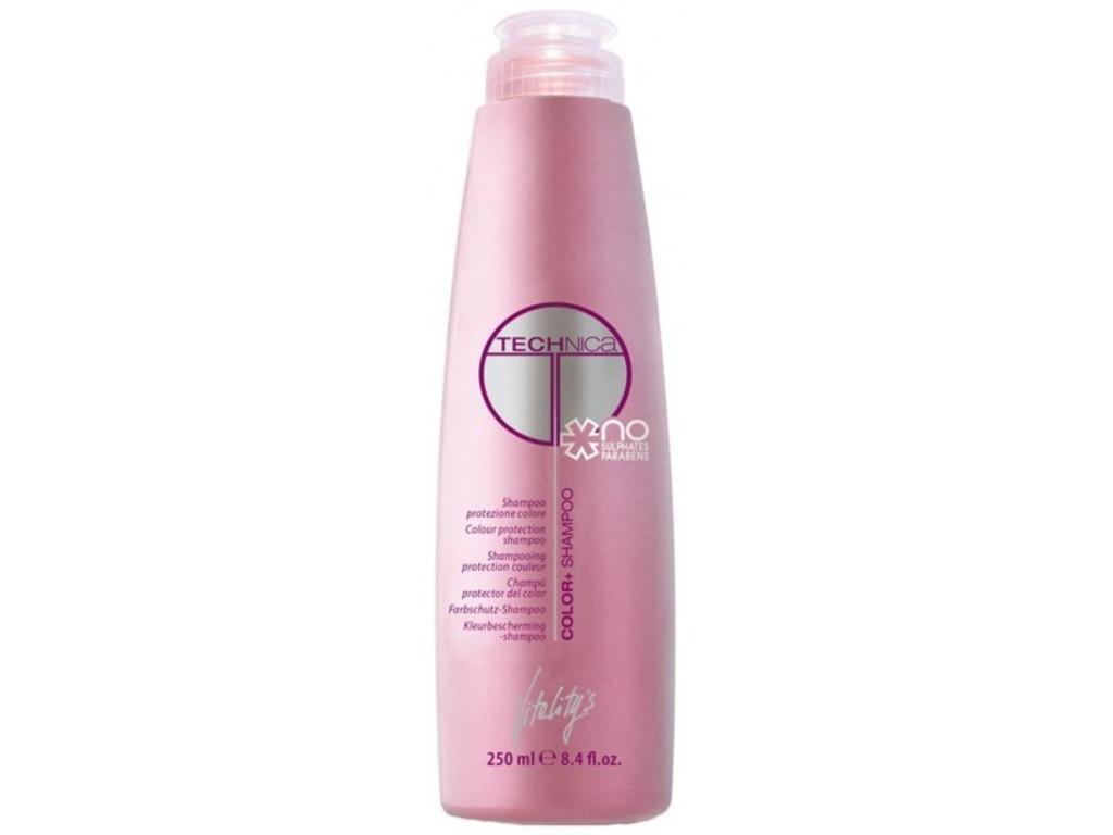 Shampooing Color+ Technica Vitality's 250ml