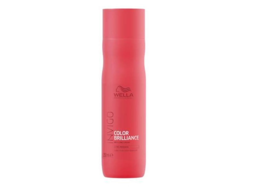 Shampoing Wella Color Brillance Ch. Fins 250ml