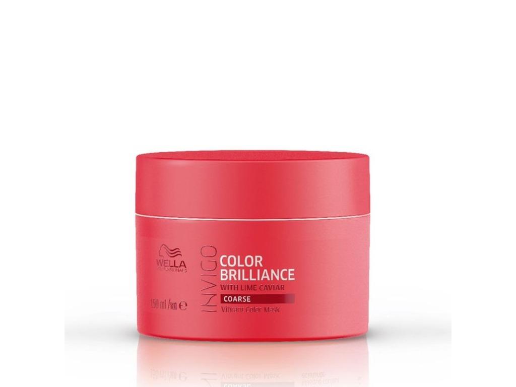 Masque Wella Color Brillance Ch. Épais