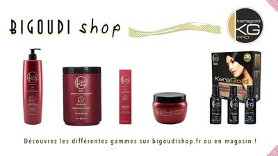Keragold Pro - Gamme DD chez Bigoudi Shop