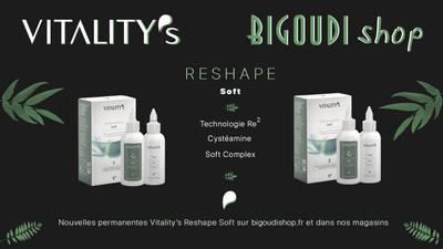 Permanente Reshape Soft - Vitality's