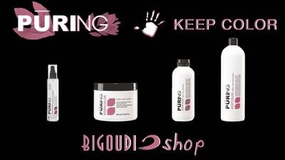 Pūring Keep Color chez Bigoudi Shop