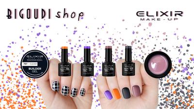 Elixir Make Up chez Bigoudi Shop!